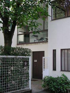 Villa La Roche - Birth of Modern Architecture, circa 1925