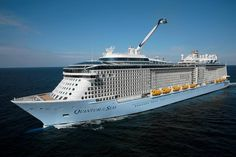 The German public-service television broadcaster ZDF will broadcast a three part documentary on the Quantum of the Seas on January 13, 14 and 15, on the program Hallo Deutschland.  You should be able to follow the documentary on the program's website:  http://hallodeutschland.zdf.de/ZDF/zdfportal/programdata/9c4e1912-ec14-35ec-b869-fdf6d697a91f/20391501  January 13 episode description reads 'Hello Germany accompanies the chef Tobias Friedensburg on the most modern cruise ship in the world.'