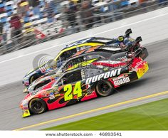 It is getting closer to NASCAR time! :)
