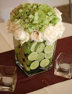 20 Fab Floral Arrangements to Make for Your Next Event via Brit + Co