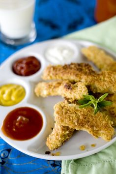 Gluten Free Fried chicken using tortilla chips! I may have issues with wheat, but I'd love to eat something fried!