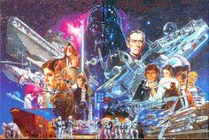 See Some Incredible Noriyoshi Ohrai Star Wars Artwork