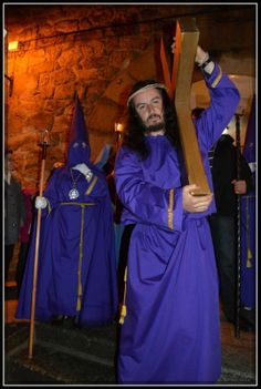 Semana Santa 2013 Madrigal de la Vera procesion viernes 020