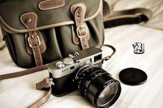 Noctilux 0.95 50mm // Billingham Hadley Small