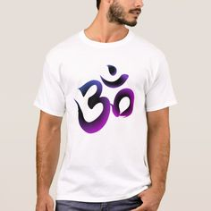 Om Symbol Purple Men's Tee https://www.zazzle.com/om_symbol_bright_purple_mens_tee-235003621119464297?rf=238937033046134636 #aum #om #meditation #inspiration #yoga #spirituality #suitablegifts #giftsformen