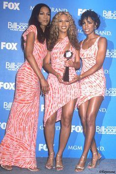 L'évolution du #style de #Beyonce
