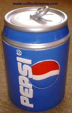 Pepsi Cookie Jar