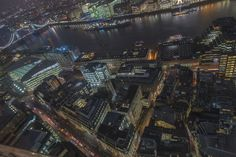 View from Skygarden, London