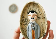 3D portrait of Henri by #Sweet_bestiary