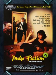 What was so special about the Uma Thurman overdose sequence in the Quentin Tarantino film Pulp Fiction? Description from rottentomatoes.com. I searched for this on bing.com/images