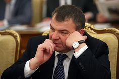 "Serdyukov spoke of ""subsidized vouchers,"" when he realized that it is necessary to mitigate his guilt"