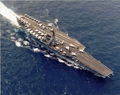 USS Forrestal (CV-59) My 2nd carrier tour (Med Cruise '82)