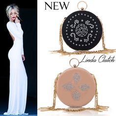 The Linda Clutch made of suede is a stunning accessory that will adorn your look @comenziwildinga