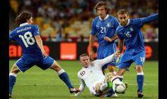 Inglaterra vs. Italia: partido electrizante por el Mundial Brasil 2014