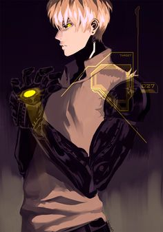 Someone please explain to me why Genos is so damn hot?