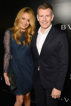 """Cat Deeley and Patrick Kielty Longtime friends Cat Deeley, host of """"So You Think You Can Dance,"""" and Patrick Kielty married in a secret ceremony in Rome with close friends and family on Sept. 30."""