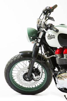 Foto: Facebook (Maria Motorcycles)