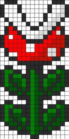Mario Flower Perler Bead Pattern Inspiration for granny square blanket Perler Beads, Perler Bead Mario, Fuse Beads, Pearler Bead Patterns, Kandi Patterns, Perler Patterns, Beading Patterns, Super Mario, Modele Pixel Art