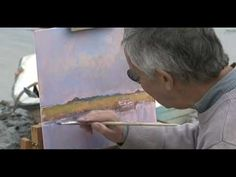 Oil Landscapes: Quick and Easy with Brian Ryder - YouTube