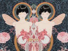 'Lil Ashton': Takato Yamamoto's Fairy Tale Art