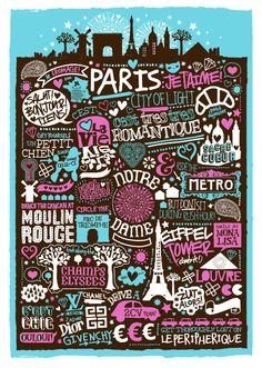 Varietats: Cities Pattern Design by Sophie Henson