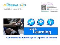 MLearning. El vídeo como herramienta formativa Videos, Learning, Tools, Video Clip