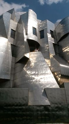 Frank Gehry's signature design