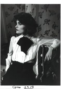 Coco Chanel 1913