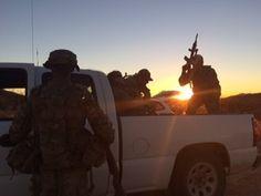 Border Brigade: Vets Patrolling for Terrorists Because Obama Won't