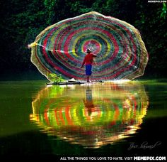Rainbow Fishing