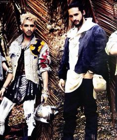 Bill und Tom