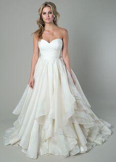Sonar que regalo un vestido de novia