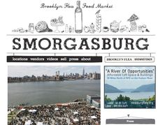 Smörgåsbord + Williamsburg = SMORGASBURG http://proofofuse.com/post/65357381023/smorgasbord-williamsburg-smorgasburg-u-s-reg