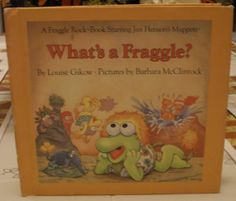 What's A Fraggle  at TheLazyBeeBookstore by by TheLazyBeeBookstore, $5.99