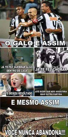 SÓ MESMO O GALO!