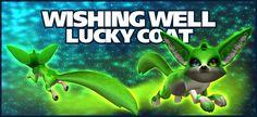 St Patrick's Day Fennux - Lucky