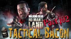 The Walking Dead - Season 7 Finale, scavenging, the unlocking of Ezekiel and a Raid Come watch me figure my way around the world Walking Dead game as I work . Walking Man, Walking Dead Season, The Walking Dead, No Mans Land, Episode 5, Bacon, Star Citizen, Pvp, Space