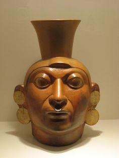 moche pottery - Google Search Maya, Colombian Art, Peruvian Art, Talavera Pottery, Drawn Art, Native American Pottery, Mesoamerican, Indigenous Art, Mexican Art