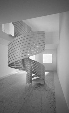wood stair ~ bruno vaerini