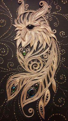 Irishka Sergeeva (Tarasova) - Persoonlijke foto's OK Sisal, Paper Quilling Tutorial, Quilling Paper Craft, Quilling Patterns, Quilling Designs, Jute Crafts, Paper Crafts, Arte Quilling, Braided Rag Rugs