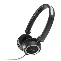 0f18ad8e5dd Edifier Headphones - Hi-Fi On-Ear Foldable Noise-Isolating Stereo Headphone,  Ultralight and Tri-fold Portable - Black - Hot Rated Products