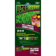 Shop Lilly Miller 18 lbs Fall and Winter Lawn Fertilizer at Lowes.com