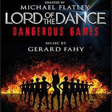 Lord of the Dance: Dangerous Games Tour 2016 // 27.09.2016 - 28.10.2016  // 27.09.2016 20:00 GERA/Kultur   Kongreß ZENTRUM GERA // 28.09.2016 20:00 SUHL/Congress Centrum Suhl // 29.09.2016 20:00 HALLE / SAALE/Georg-Friedrich-Händel HALLE Halle / Saale // 30.09.2016 20:00 ZWICKAU/Stadthalle Zwickau // 01.10.2016 20:00 LANDSHUT/Sparkassen-Arena // 02.10.2016 19:00 INNSBRUCK/Olympiahalle // 04.10.2016 19:00 SALZBURG/Salzburgarena // 05.10.2016 20:00 KEMPTEN/bigBOX Allgäu // 06.10.2016 20:00…