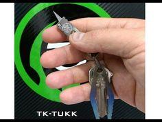 TK-TUKK   Titanium Utility Knife Keychain by Brad — Kickstarter.  FINAL DAYS TO GET YOURS HERE!