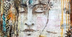 """""""It is possible to live twenty-four hours a day in a state of love. Every movement, every glance, every thought, and every word can be infused with love.""""    ~  Thich Nhat Hanh   Artist: Jenny Grant  <3 lis"""