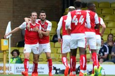 Long off the mark for Fleetwood Town