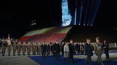 Obchody 70. rocznicy zakończenia II wojny światowej w Gdańsku #historia