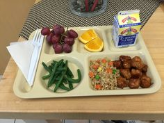 School meal from Schwan Foods School Meal, School Lunches, Healthy Meals For Kids, Kids Meals, Southern Recipes, Southern Food, Cafeteria Food, Lunch Room, Lunch Snacks
