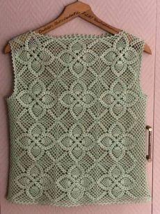 Crochet Gray Shawl - Hand Knit Flower Wrap - Warm Winter Shawl - Made To Order Crochet Tunic, Thread Crochet, Knitted Shawls, Crochet Motif, Crochet Clothes, Crochet Lace, Crochet Stitches, Crochet Patterns, Crochet Summer