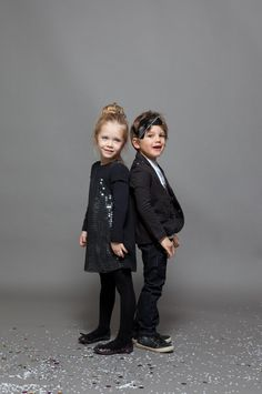 Mode enfant - Collection automne hiver 2015 by 3 pommes